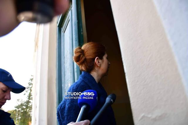 Συνεχίστηκε σήμερα στο Ναύπλιο η δίκη της υπόθεσης της δολοφονίας του καπετάνιου στην Κοιλάδα Αργολίδας