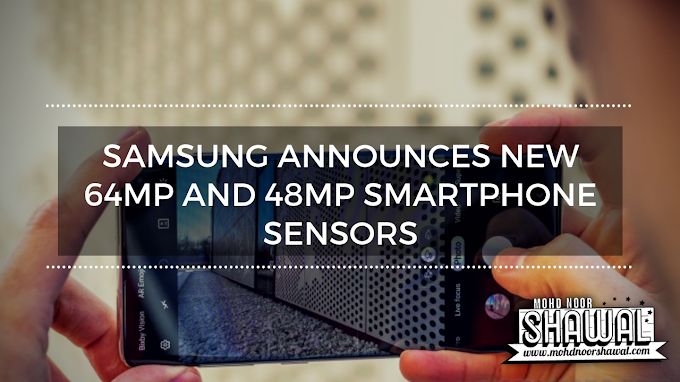 Samsung Announces New 64MP and 48MP Smartphone Sensors