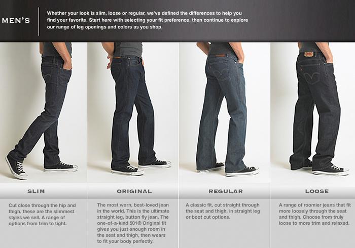 Choose Your Levi S Jeans