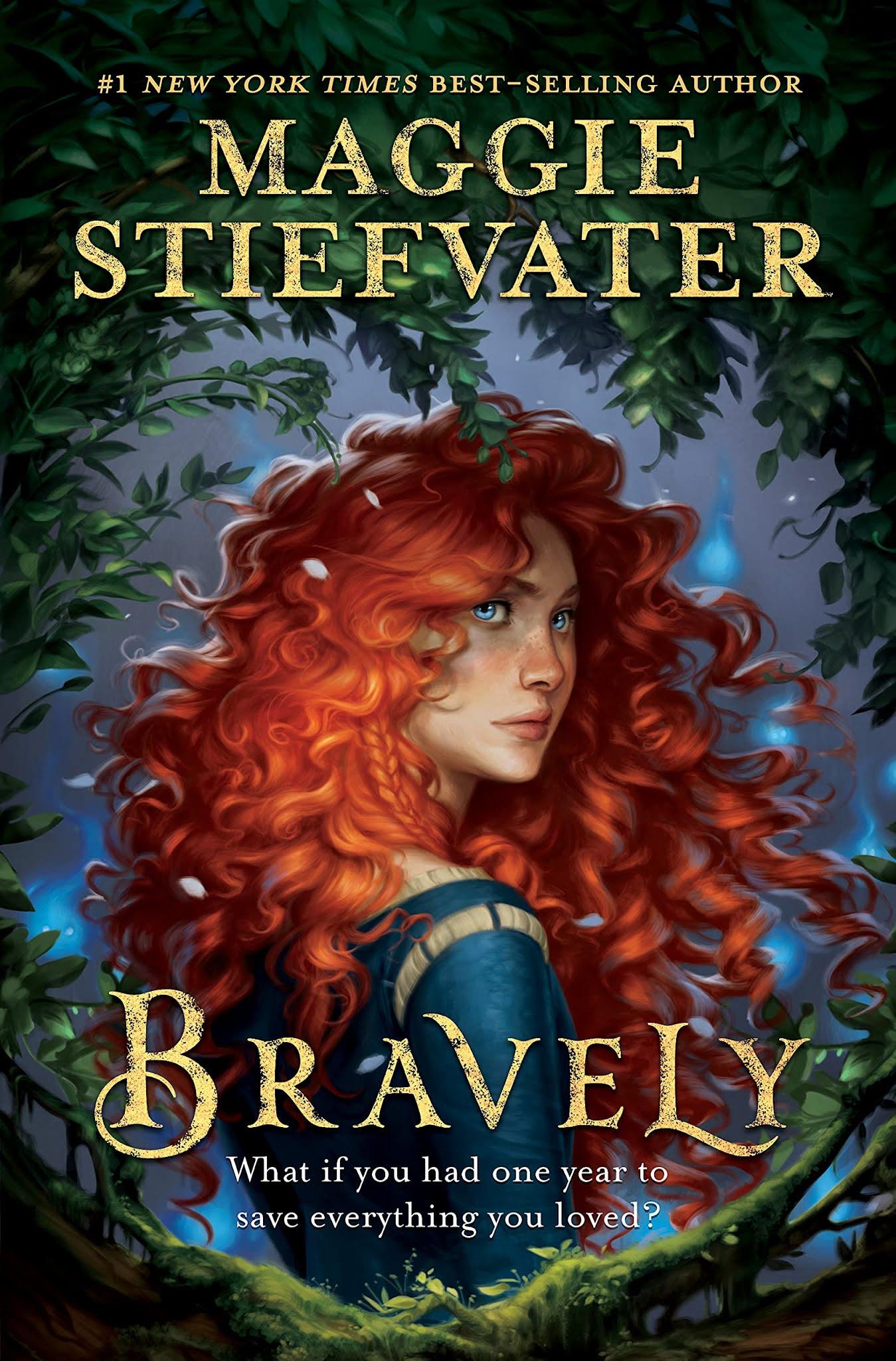 Bravely by Maggie Stiefvater
