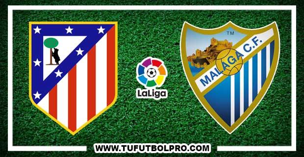 Ver Atlético Madrid vs Málaga EN VIVO Por Internet Hoy 29 de Octubre 2016