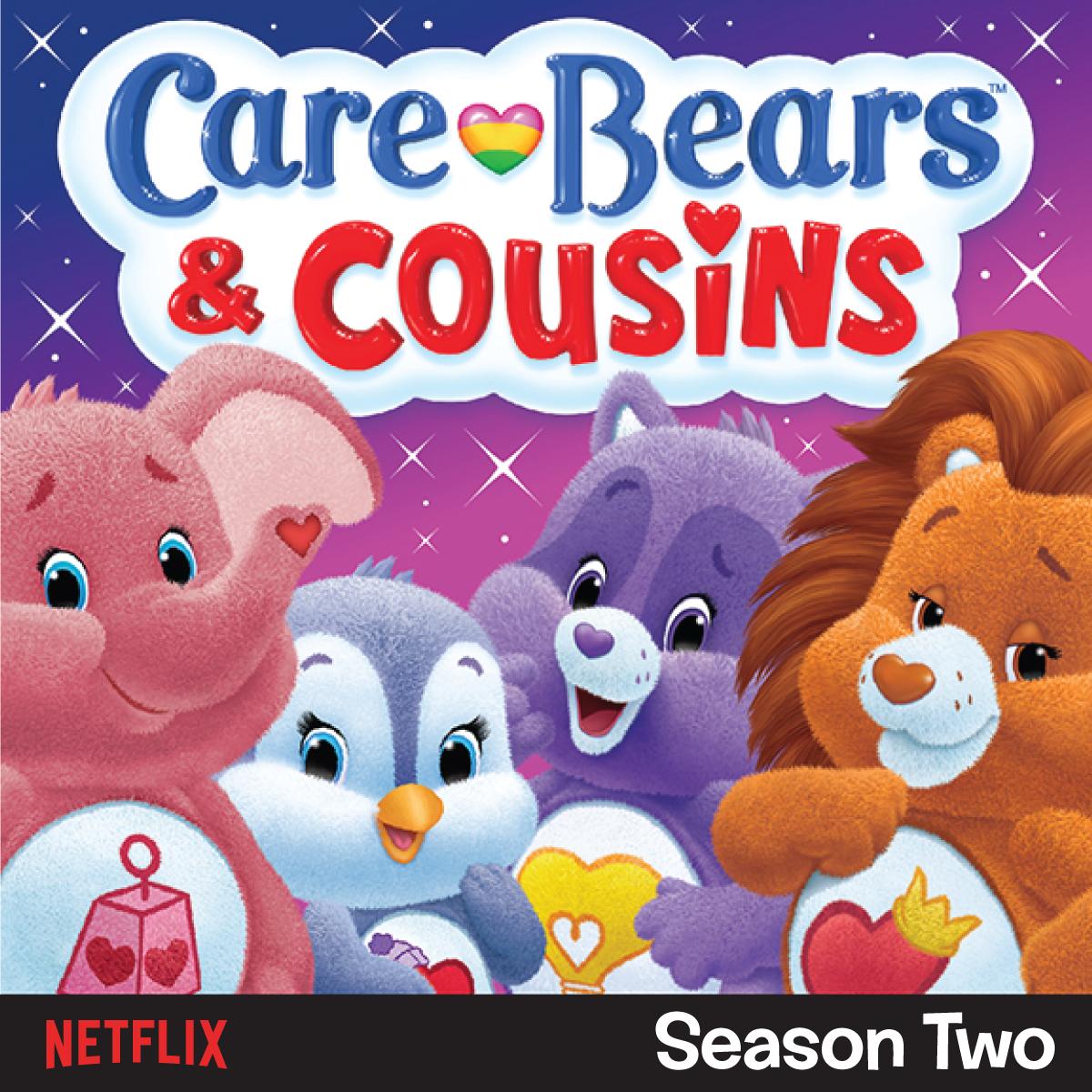 Care Bears Cousins Season 2 Coming To Netflix February 5