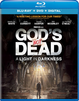 God's Not Dead A Light In Darkness 2018 BD25 Latino