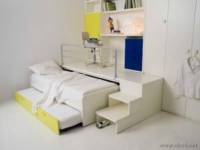 Arredamenti diotti a f il blog su mobili ed arredamento for Soppalco d arredo