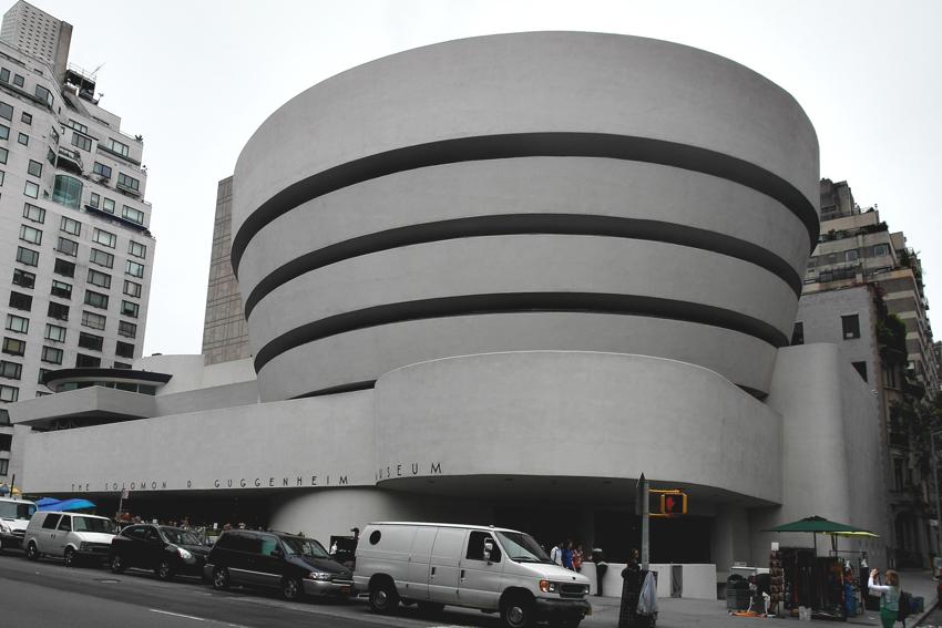 Guggenheim w Nowym Jorku