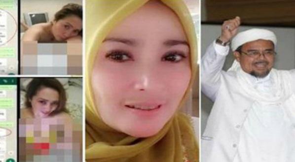 Video Viral, Polis Sahkan Firza Merupakan Wanita Dalam Video Sembang Lucah Bersama Rizieq