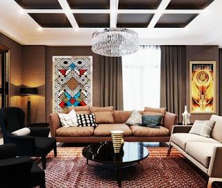Interior Design Living Room Classic