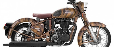 Royal Enfield Classic 500 Desert Storm cruiser wallpapers HD