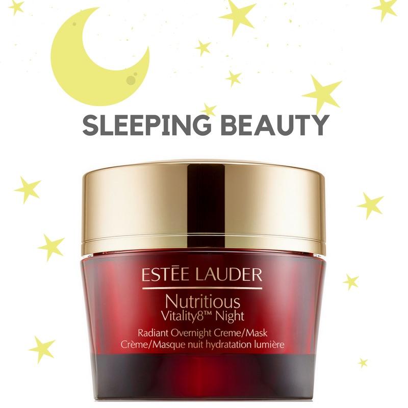 Estee Lauder Nutritious Vitality Night Overnight Mask