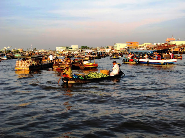 The ideal destinations in the southern region for the Tet holiday of Vietnam 1