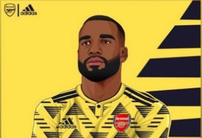 arsenal adidas away kit 2019-20 season
