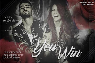 Capa de Fanfic: You Win (JennyBundle)
