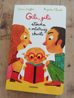 Recenzja książki na blogu atrakcyjne wakacje z dzieckiem. Najlepszy blog parentingowy