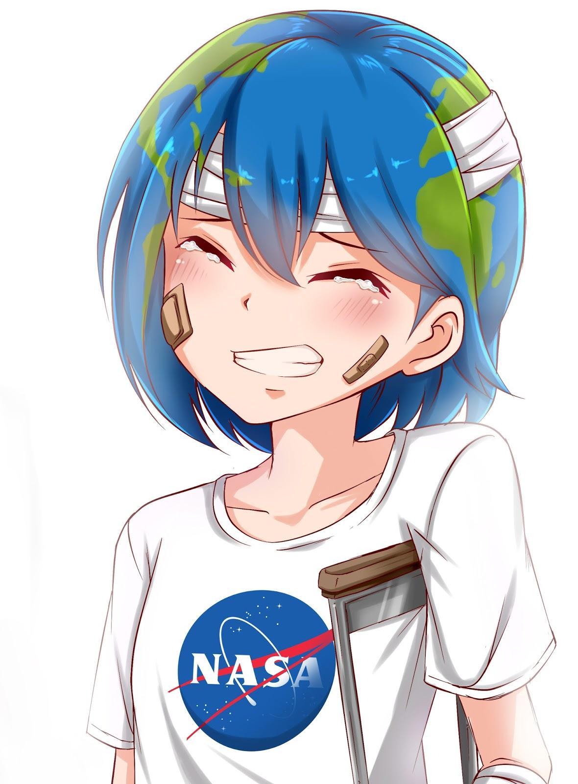 El origen de Earth-chan