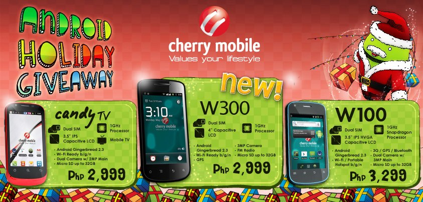 🔥 Cherry Mobile Firmware/Stock Rom/Pac Files Collection