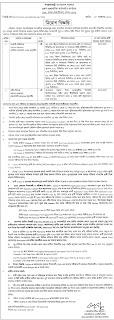 প্রধান প্রশাসনিক কর্মকর্তার কার্যালয়ে নিয়োগ বিজ্ঞপ্তি