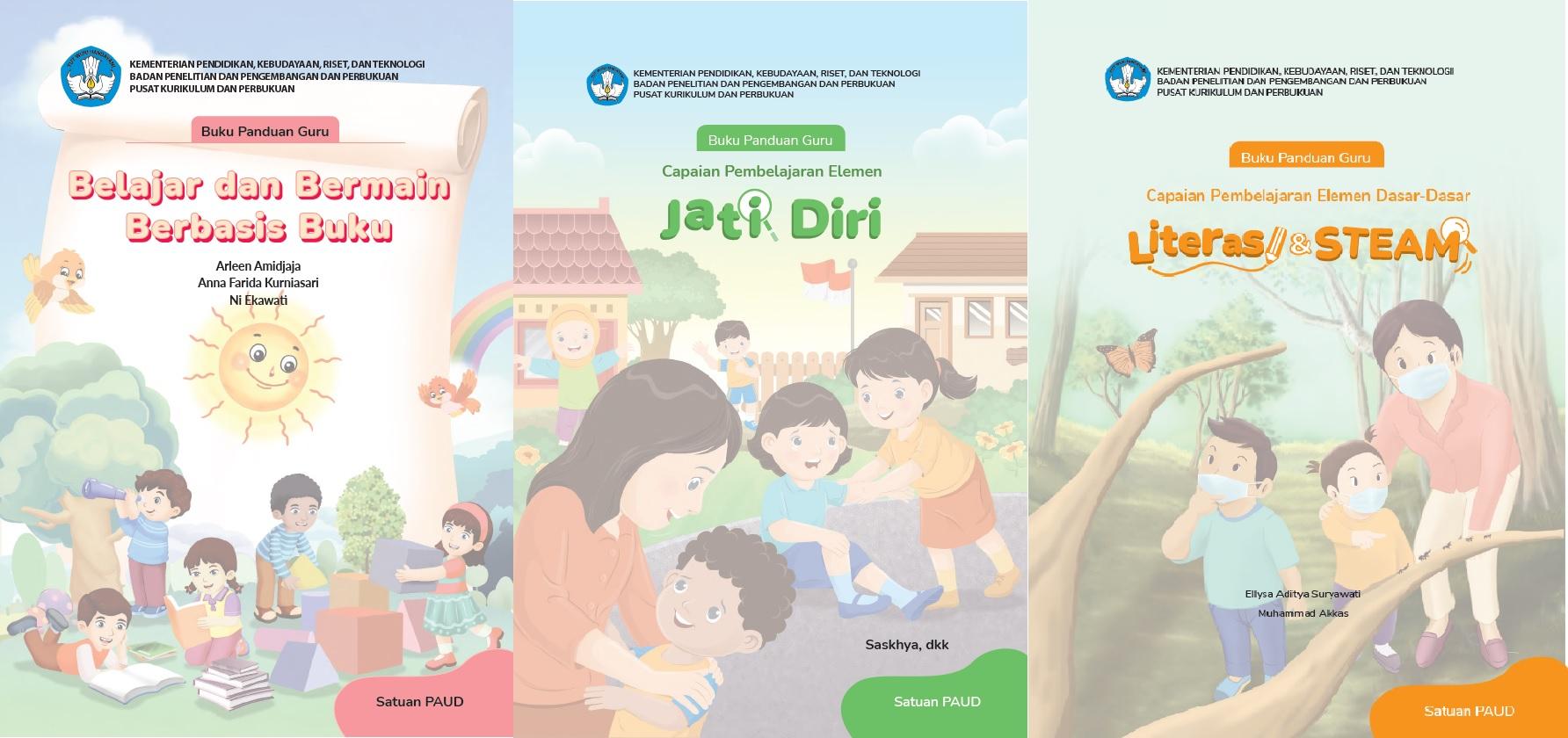 Download Buku Panduan Guru Satuan Pendidikan Anak Usia Dini (PAUD)