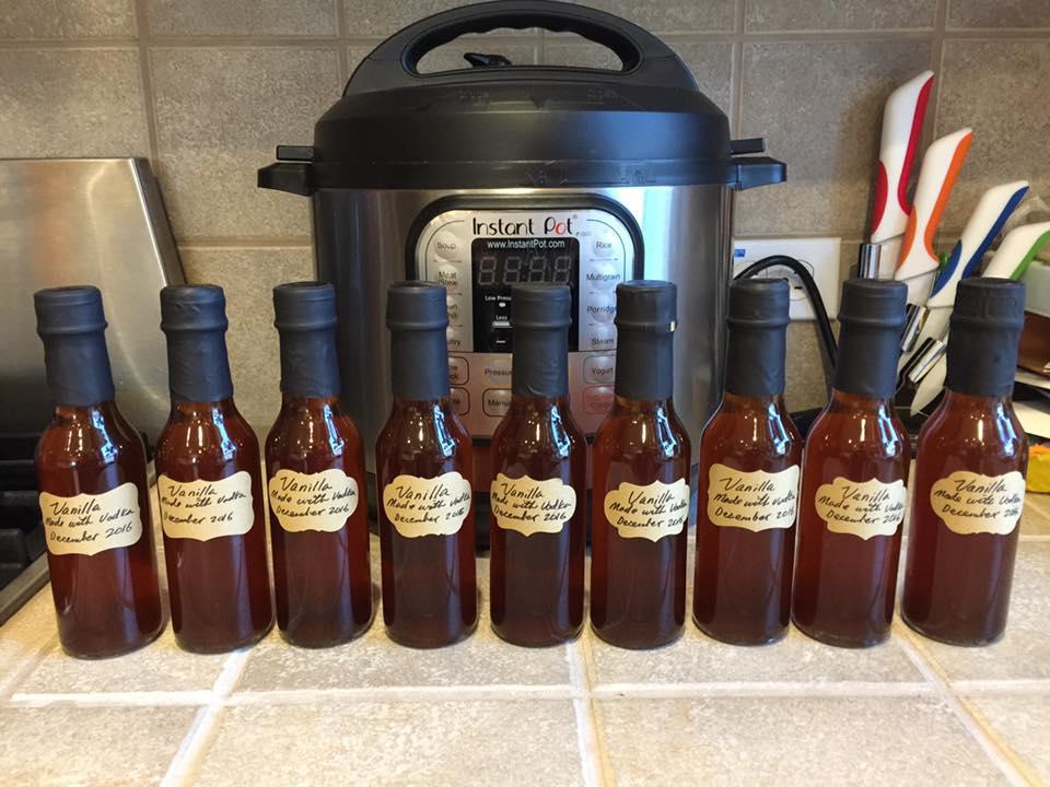 Frieda Loves Bread Bottles Amp Labels For Homemade Vanilla