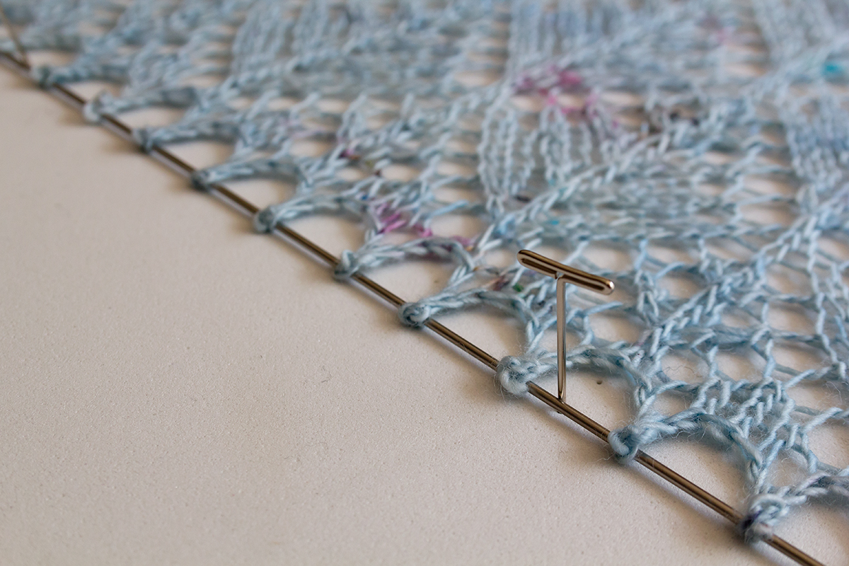 baroque purls: How to work a Picot Bind Off