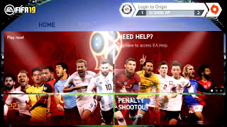 FIFA 14 MOD RUSSIA 2018 Android Offline