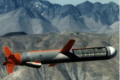 Mengenal Tomahawk, Rudal AS yang Diprediksi Hujani Suriah