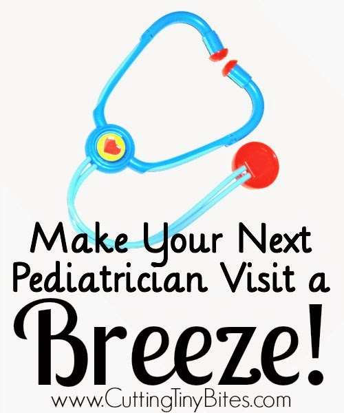 Tips and tricks to help you and your kids have a successful visit to the pediatrician or other doctor's office.