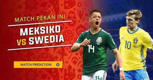 Meksiko vs Swedia