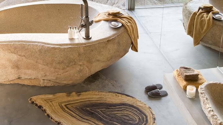 Alfombras de baño originales