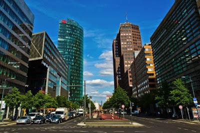 Днешният Берлин