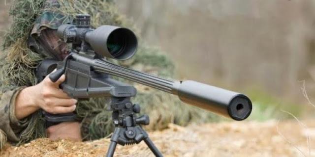 Pak Kapolda Ditembak Sniper di Depan Anak Buahnya