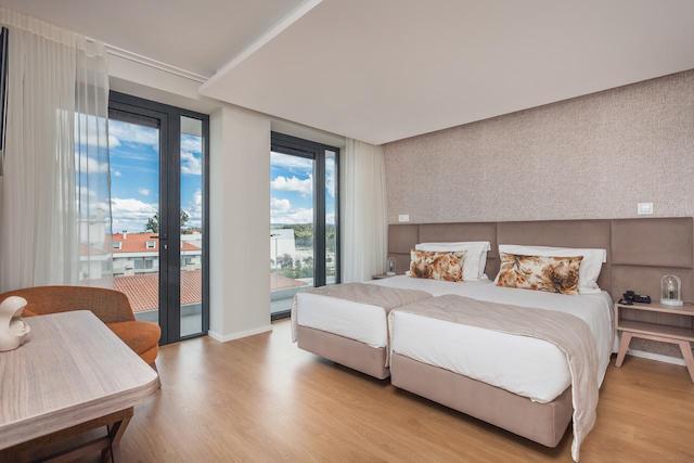 Hotel Essence Inn Marianos em Fátima - quarto