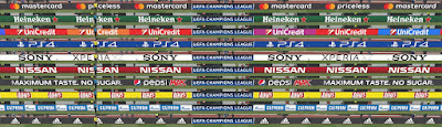 Adboard Pack v1.0 - Improved Champions League adboards
