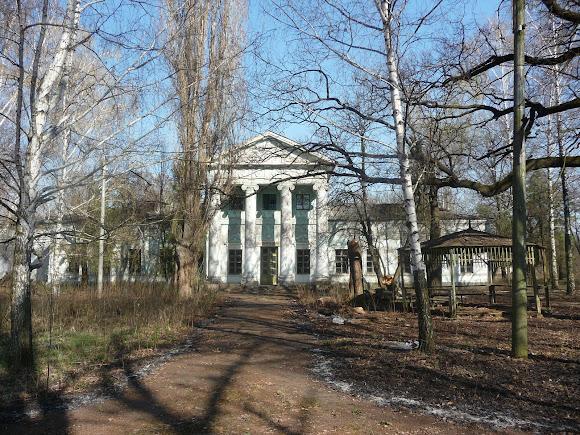 Прелестное. Дворец Бантыша. 1837 г.