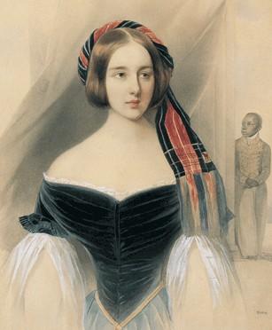 Condesa Natalia Pushkina