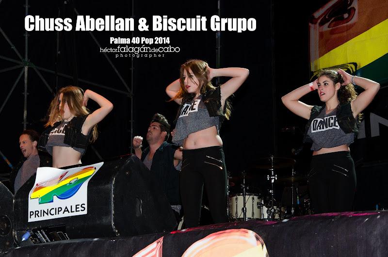 Chuss Abellan & Biscuit Grupo en el Palma 40 Pop 2014. Héctor Falagán De Cabo | hfilms & photography.