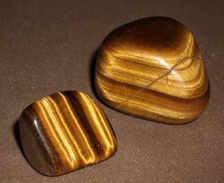 Kristálygyógyászat/Gyógyító kövek: Tigrisszem
