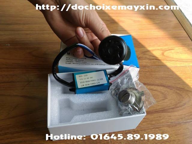 Thông số kĩ thuật đèn Led model m02e