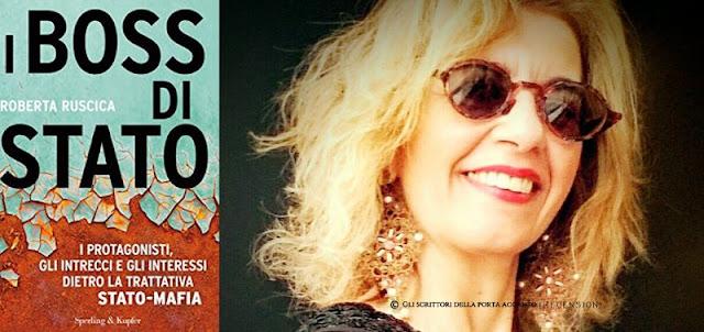I boss di stato, di Roberta Ruscica - recensione, libri, scrittori