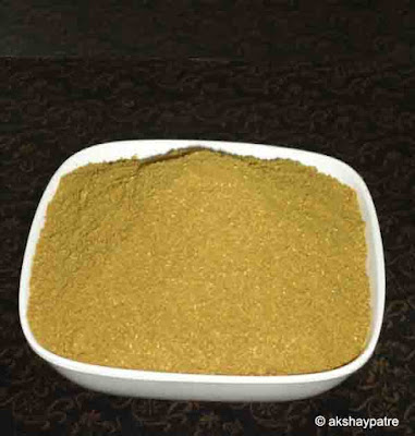 Kashaya powder ready to use
