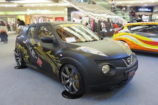 Modif-Gila-Nissan-Juke-Jadi-Street-Racing