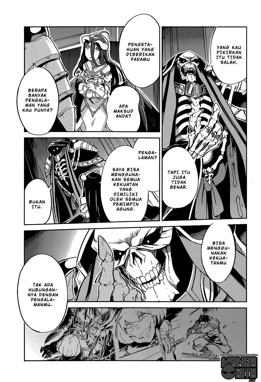 Baca Manga Overlord chapter 12 Bahasa Indonesia