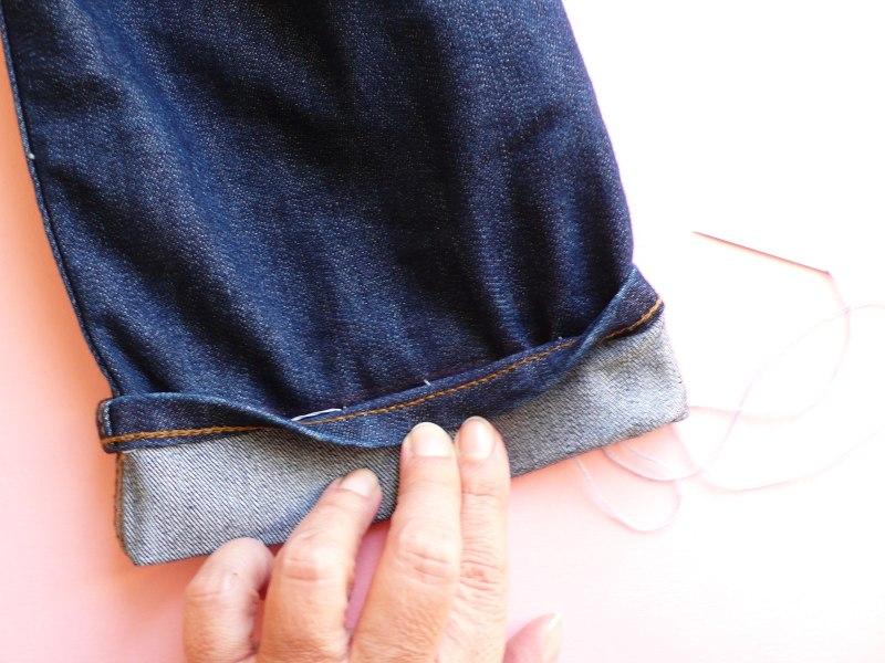 Come Fare Lorlo Ai Jeans Mantenendo Quello Originale Cafe