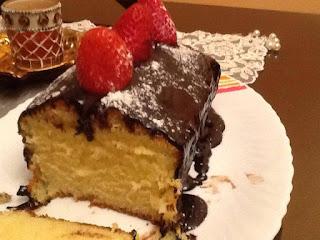 Recette du Gâteau au yaourt réalisé par Nina Richy