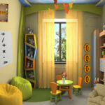 8bGames Guaro House Escape
