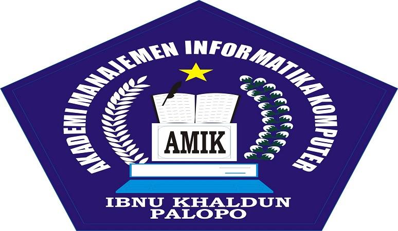 PENERIMAAN MAHASISWA BARU (AMIK IKP) AKADEMI MANAJEMEN INFORMATIKA DAN KOMPUTER IBNU KHALDUM PALOPO