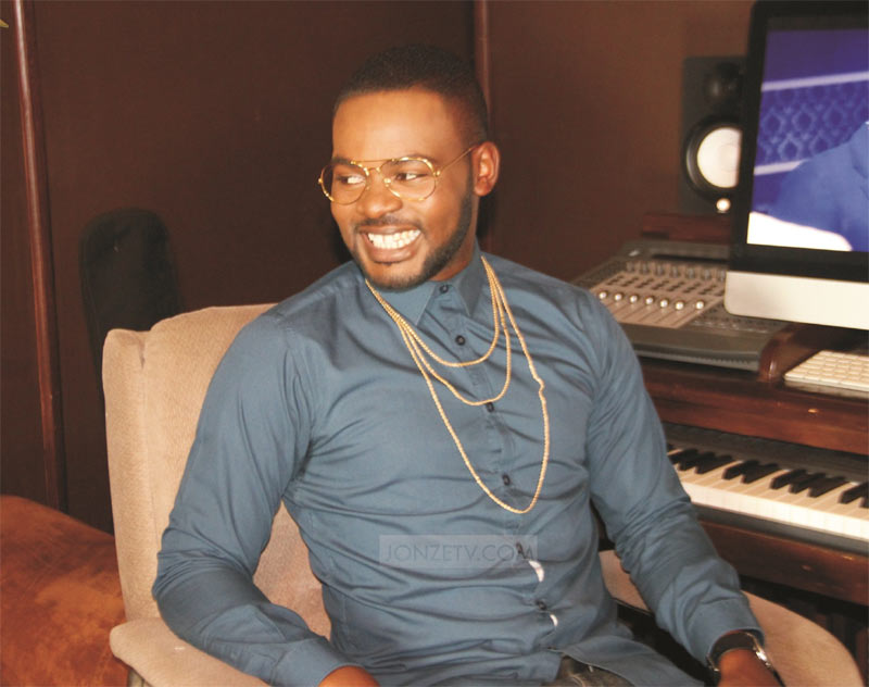 "Video: Falz shows off his ""actual girlfriend,"" Chidinma"