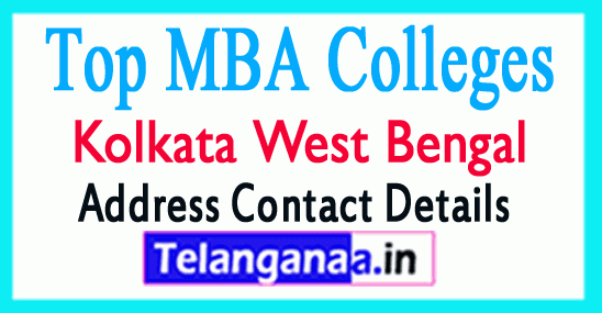 Top MBA Colleges in Kolkata West Bengal