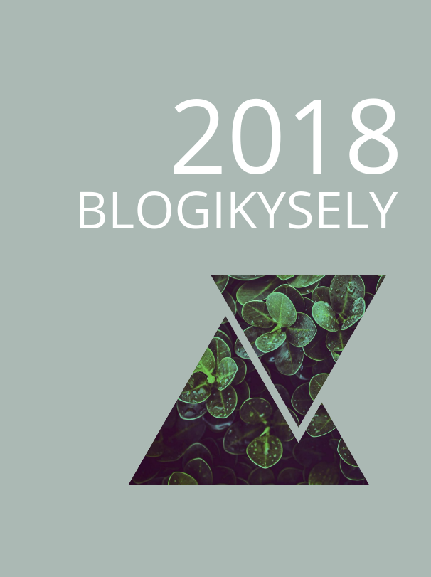 Blogikysely 2018