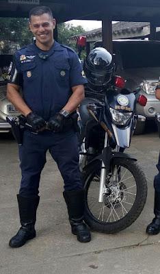 GCM de Itapecerica morre em trágico acidente de moto no Rodoanel