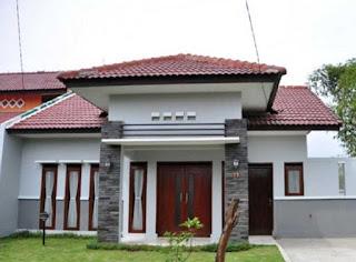 Rumah Minimalis 4 Kamar Tidur Satu Lantai